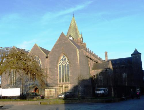 Galway, St. Nicholas' Church