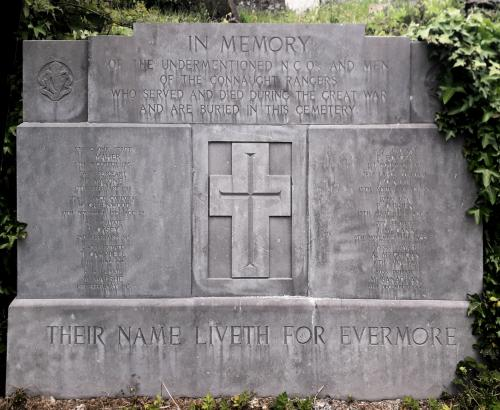 Connaught Rangers Memorial