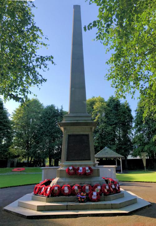 Ballymena Memorial Park