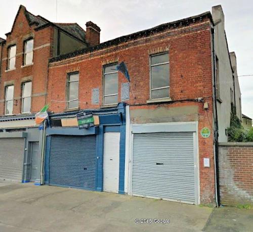 Dublin 08, Inchicore, Emmet Hall