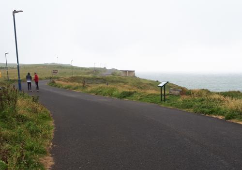 Bundoran, Tullaun Cliff Walk
