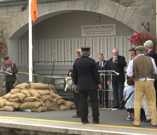 Kilkenny, MacDonagh Station