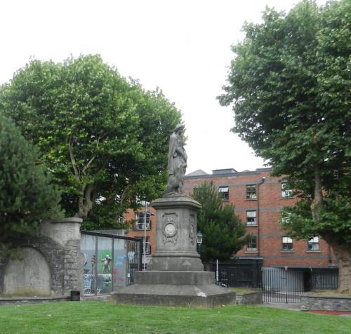 Dublin 07, Newgate Prison Park
