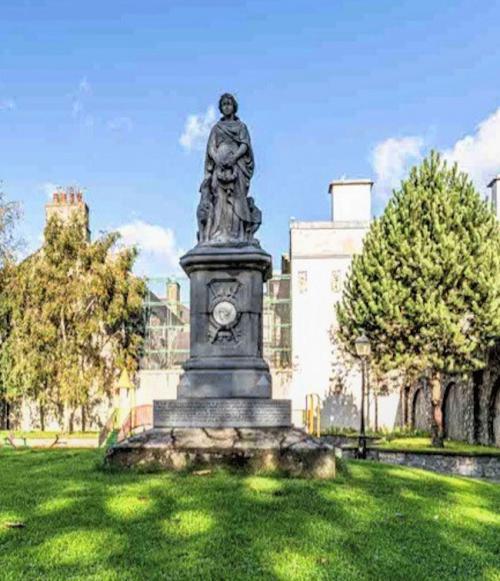 Dublin 07, St. Michan's Park