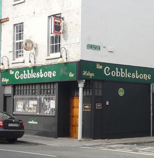 Dublin 07, North King Street, The Cobblestone