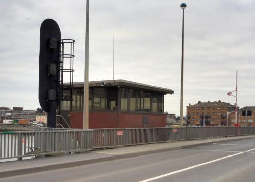 Dublin 04, Tom Clarke Bridge