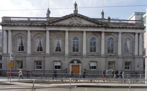 Dublin 02, Royal College of Surgeons