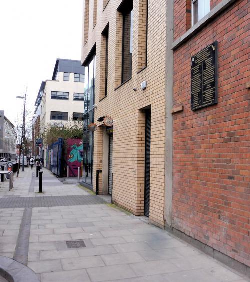 Dublin 01, Foley Street