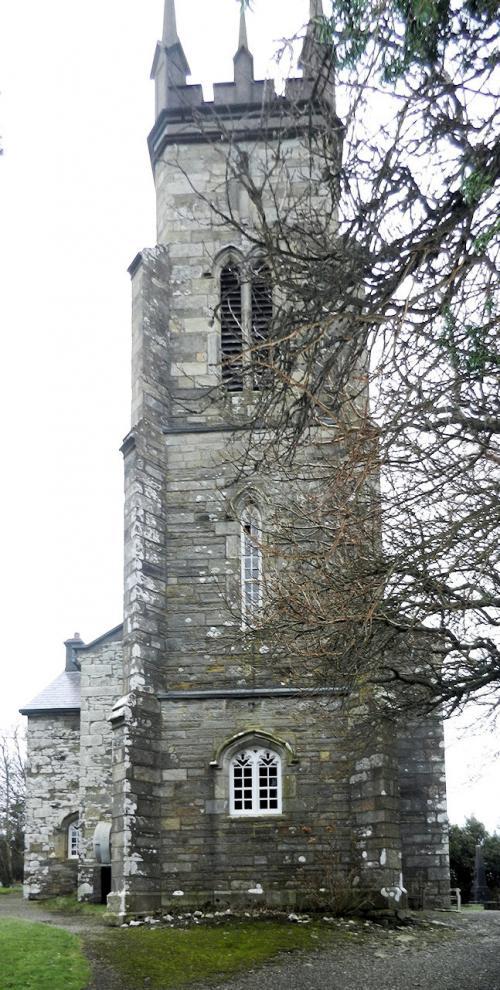 Castletownshend, St. Barrahane's