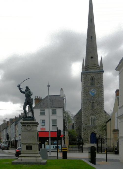 Lisburn, Market Square