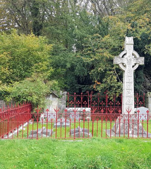 Kilsharvan Cemetery, Co. Meath