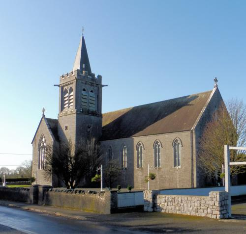 Ballymacward, Sts. Peter and Paul's Church