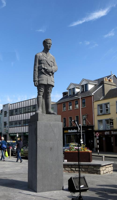 Galway City, Eyre Square