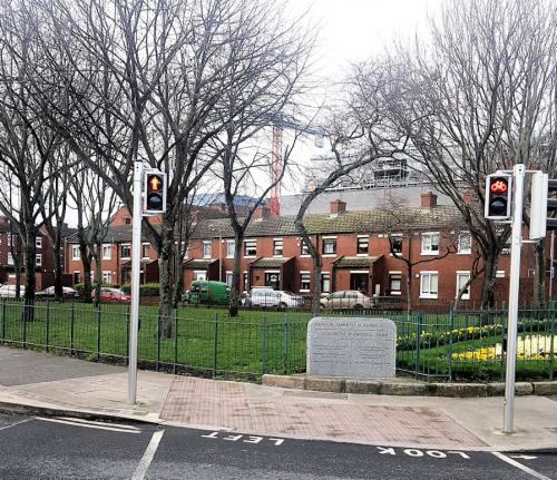 Dublin 02, Elizabeth O'Farrell Park