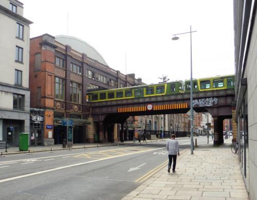 Dublin 02, Pearse Station