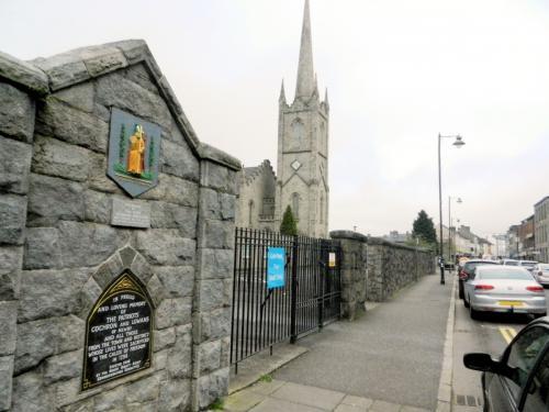 Newry, John Mitchel Place