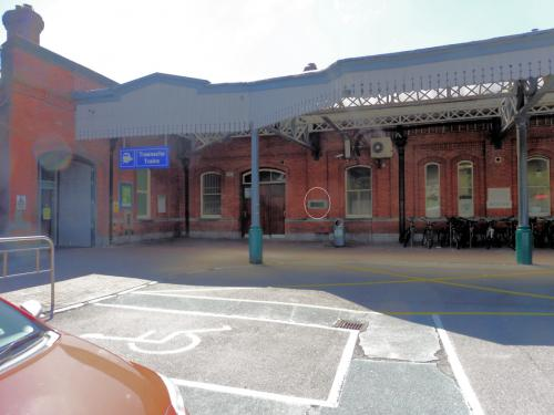 Cork, Thomas Kent Station