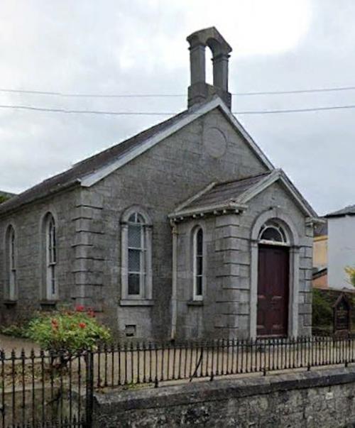 Boyle Federal (Presbyterian Methodist) Church