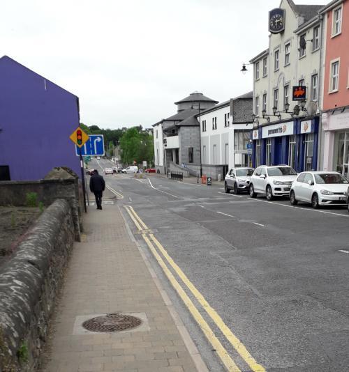 Monaghan, Dawson Street
