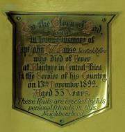 Guise Memorial