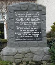 McCann Memorial