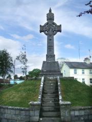 C.W.G.C. WW II Memorial