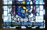 Royal Irish Regiment South Africa window