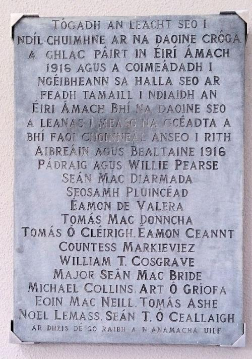 Dublin 08, Richmond Barracks