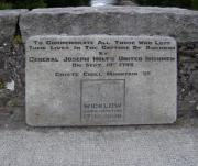 Aughrim Bridge 1798 Memorial