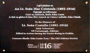 Sean Costello Memorial