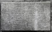 Ballymena WW II Memorial