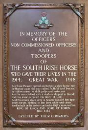 South Irish Horse Memorial
