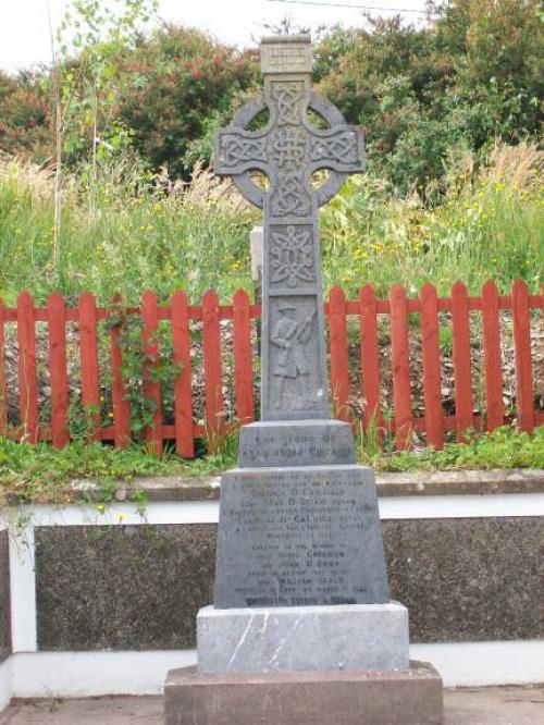 Creedon, O'Brian and Healy Memorial