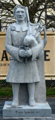 Thomas Ashe Memorial