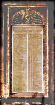 8th Hussars Great War Memorial