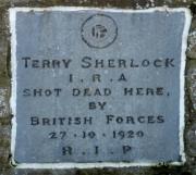 Sherlock Memorial