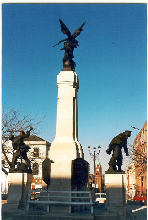 Diamond War Memorial