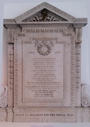Hibernian United Services Club Memorial