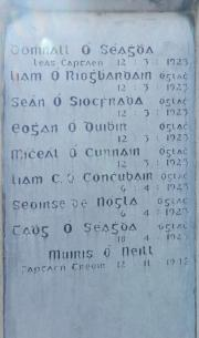 Caherciveen Republican Memorial