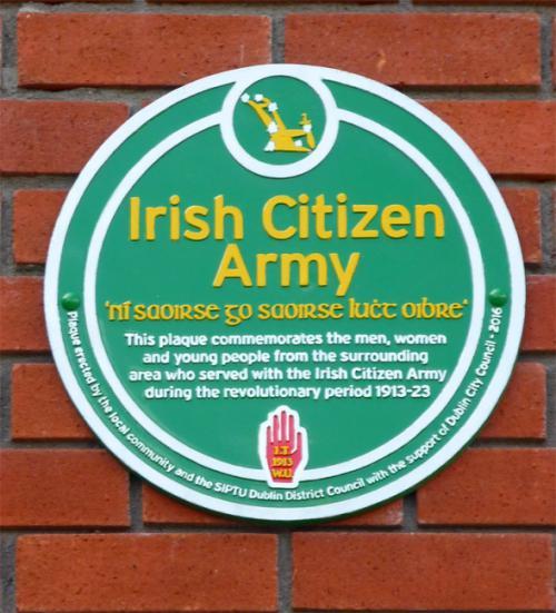 Dublin 01, Seán MacDermott St., Lourdes School