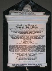 Henn Memorial