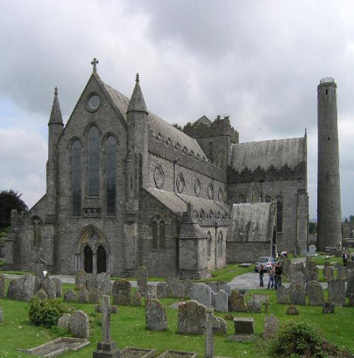 Kilkenny, St. Canice's Cathedral
