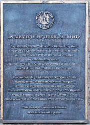 Connolly Memorial