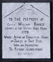 Barker Memorial