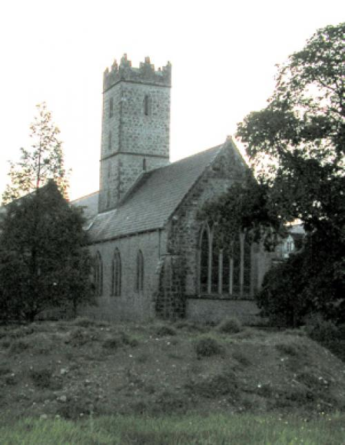 Adare, St. Nicholas's church