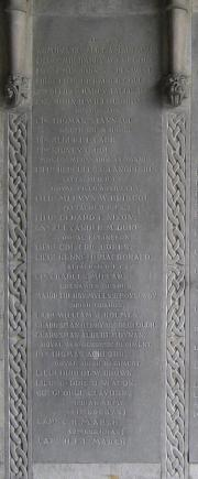 St. Canice's Great War Memorial