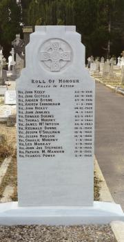 Republican Roll of Honour