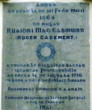 Casement Memorial