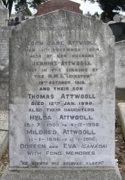 Attwooll Memorial