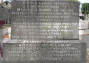 Digges LaTouche Memorial